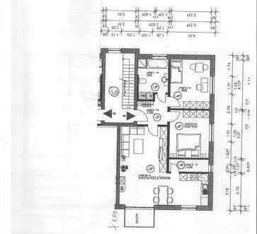 Erstbezug: freundliche 3-Zimmer-Wohnung mit Balkon in Großmehring
