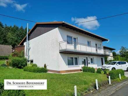 Gepflegtes Einfamilienhaus mit schönem Garten und Garage in ruhiger und zentraler Lage Rennerods!