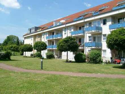 Ihre Kapitalanlage! Attraktive 2-Zimmer-DG-Wohnung mit kleiner Dachterrasse und TG-Platz! Erbpacht!