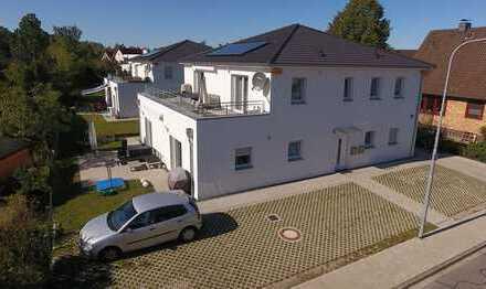 Neue 4-Zimmer-Wohnung, Top-Lage in Gifhorn, mit Dachterrasse nach Süd...