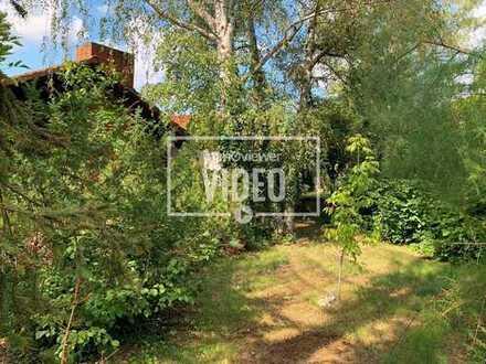 Hier kann Ihr Traumhaus entstehen! Grüne Oase in bester Auerbacher Wohnlage.