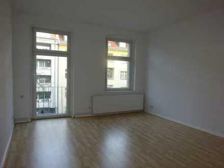 Helle 2-Zimmer-Wohnung in ruhiger Grünlage
