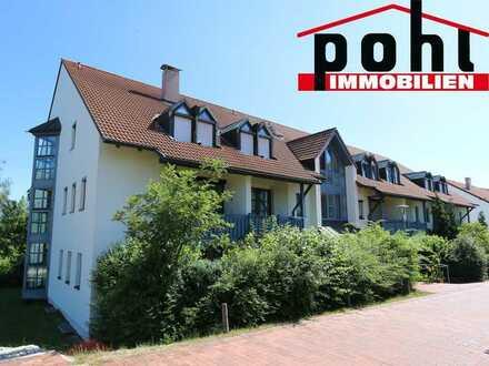 1-Zimmer Mietwohnung im Kurgebiet von Bad Rodach, nur wenige Schritte vom Thermalbad entfernt!