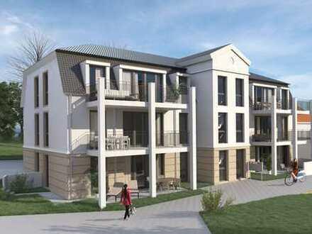 Im Herzen von Gau-Algesheim - Geräumige 4-Zimmer-Wohnung mit wunderschöner Terrasse!