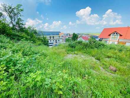 Einmalige Chance! Ein Baugrundstück mit unverbautem Panoramablick!