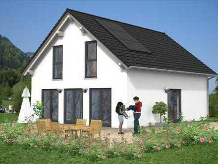 Moderner Neubau in Grünscheid