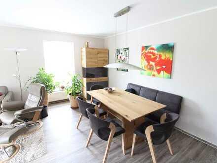Modernisierte 4-Zimmer-Wohnung mit Balkon, Einbauküche, Stellplatz & Keller in Müncheberg