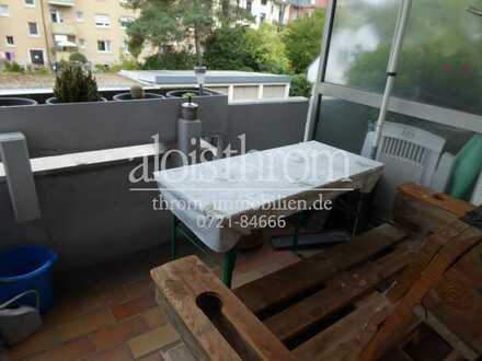 Bezugsfreie 2-Zimmerwohnung mit Balkon im 1.OG