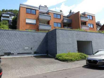 Eigentumswohnung mit Tiefgaragenstellplatz + Appartement zentral in Siegen