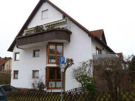 4,5-Zimmer-Wohnung mit Balkon und Tiefgarage in Ellwangen
