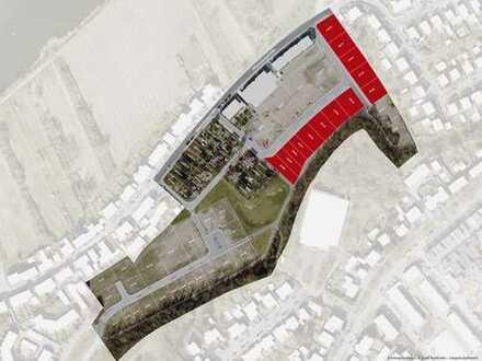 Vier Baugrundstücke (480 m² bis 558 m²) zur Bebauung mit Einfamilienhäusern gegen Gebot