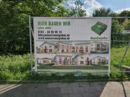 Nur noch 1 Grundstück! Gemütliche Doppelhaushälfte auf schönem Baugrundstück mit Südlage!