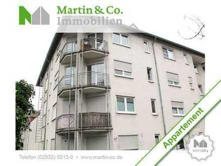 Gut vermietetes Appartement mit Balkon in Universitätsnähe.