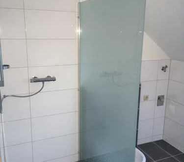 Sanierte 2,5-Zimmer-DG-Wohnung mit EBK in Woldegk