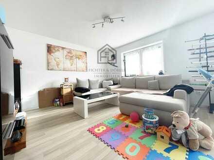 F&D | Tolle 3-Zimmer-Wohnung mit Balkon & TG-Stellplatz