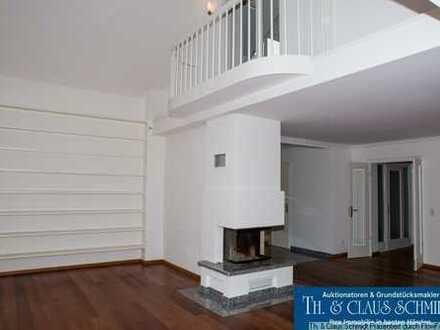 Stilvolle 4-Zimmer Maisonettewohnung mit großer Dachterrasse