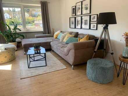 Freundliche 3-Raum-Wohnung mit EBK und Balkon in Coburg