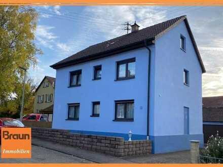 Charmantes Einfamilien-Wohnhaus mit sonniger Terrasse, Garten und Doppelgarage in VS-Schwenningen