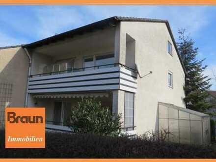 Ref.Nr. 1-8688 Familienfreundliches Reiheneckhaus in ruhiger Wohnlage von Dauchingen; Kaufpreis: ...