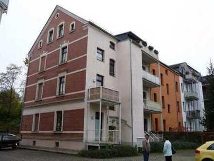 Top sanierte, Single-ETW mit Stellplatz in zentraler Lage von Zwickau!