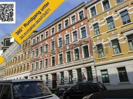 Kapitalanleger aufgepasst!!! Altbauwohnung in zentrumsnaher Wohnlage von Leipzig!