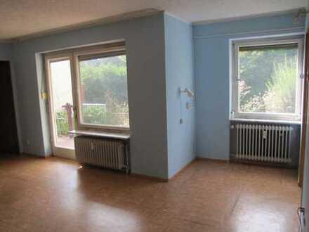 Zweizimmerwohnung mit Terrasse in Wildberg!