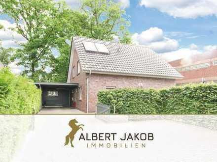 RESERVIERT! Neuwertiges, exklusives niedrig-energie-Haus in Oldenburg!