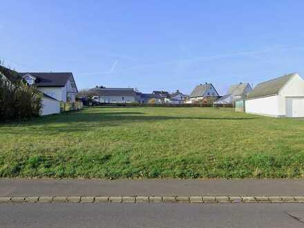 Imposantes Baugrundstück in attraktiver Hunsrückgemeinde!