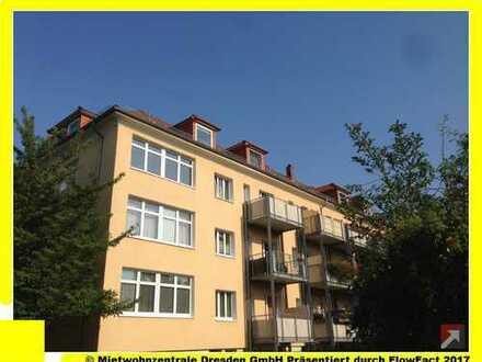 Schöne 1-Raumwohnung mit Balkon !!