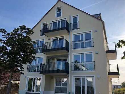 Attraktive 3-Zimmer-Wohnung mit 2 Balkone in Regensburg Schwabelweis