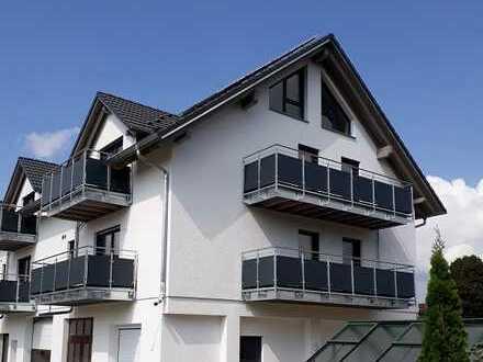 Erstbezug: stilvolle 3-Zimmer-Wohnung mit 2 Balkonen in Freising