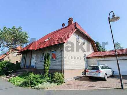 Ihr Ruhepol nahe Leipzig: Modernisiertes EFH mit Garten, Sauna und Solaranlage