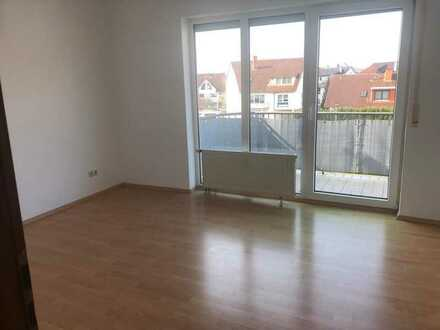 Schöne 2-Zimmer-Wohnung mit Balkon in Nidderau