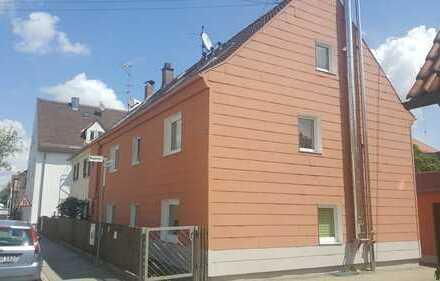 5 Appartment-Haus zur Anlage -ruhig, gepflegt - Nähe Uniklinik Augsburg