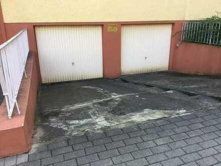 3 Einzel Garagen zu verkaufen