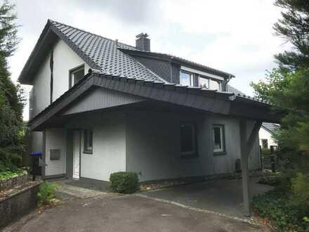 Komfortables Einfamilienhaus mit bester Hanglage von Oerlinghausen mit fantastischem Fernblick!