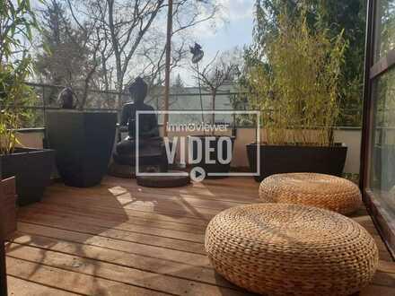 Familienfreundliche 4 1/2-Zimmer-Maisonette-Dachterrassenwohnung mit Galerie