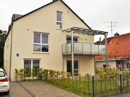 Rarität - Erstbezug in Milbertshofen - Traumhafte 4-Zimmerwohnung auf zwei Ebenen mit eigenem Garten