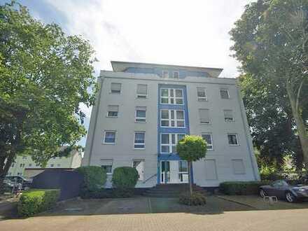 Attraktive 4-Zimmer Wohnung mit Blick ins Grüne