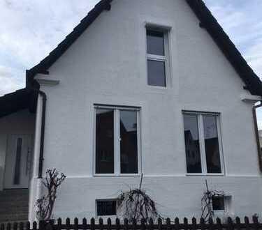 Neu renoviertes Haus in guter Lage