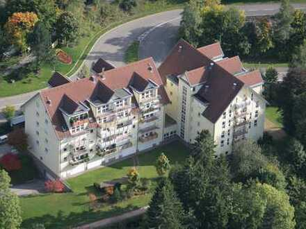 2-Zimmer-Seniorenwohnung im betreuten Wohnen/Seniorenwohnen in 72250 Freudenstadt zu vermieten!