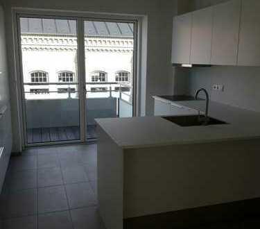 sonnige, hochwertige 2-Zimmer-Wohnung mit 2 Balkonen / 1 Monat kaltmietfrei !