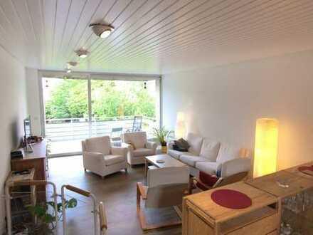 Schöne großzügig geschnittene Wohnung mit Südwest Balkon in ruhiger Lage von Bielefeld