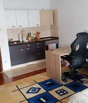 1-Zimmer-Wohnung mit Balkon und Einbauküche in Landau in der Pfalz