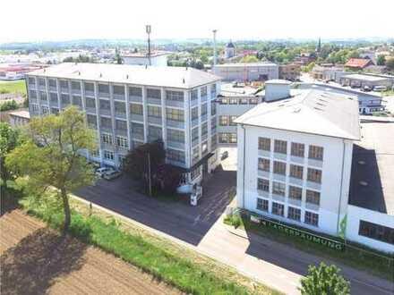 """Gewerbepark """"Alte Tuchmacherei"""" - für klein und groß"""