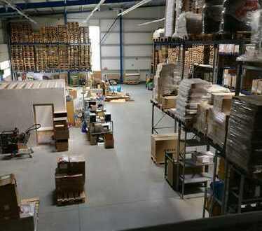 Kurzfristig FREI/ Provisionsfrei /Moderne Produktions-/Lagerhalle und Büroflächen