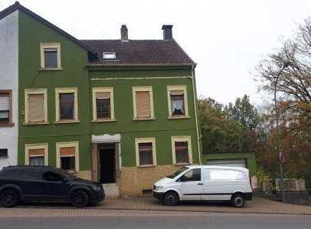 Sarnierungsbedürftiges 3 Familienhaus in Sulzbach