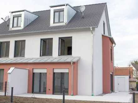 Elegante Neubau-Doppelhaushälfte in Geisenfeld