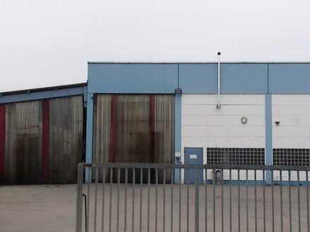 Produktions-/Lagerhalle mit Verwaltung NÄHE ULM
