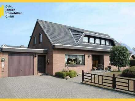 Großzügiges Einfamilienhaus mit mögl. Einliegerwohnung in Lorup!